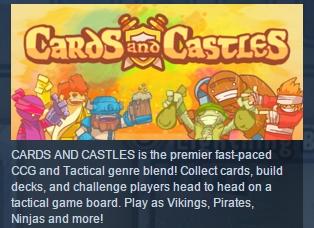 Cards and Castles ( Steam Key / Region Free ) GLOBAL