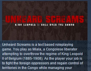 Unheard Screams - King Leopold IIs Rule Over The Congo