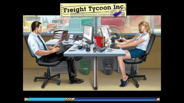 Freight Tycoon Inc. ( Steam Key / Region Free ) GLOBAL