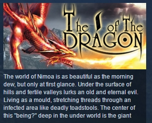 The I of the Dragon ( Steam Key / Region Free ) GLOBAL