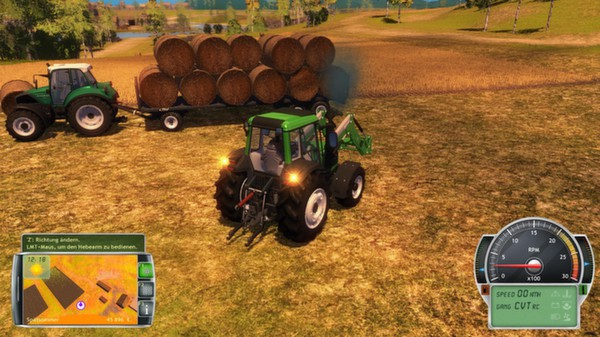 Professional Farmer 2014 ( Steam Key / Region Free )