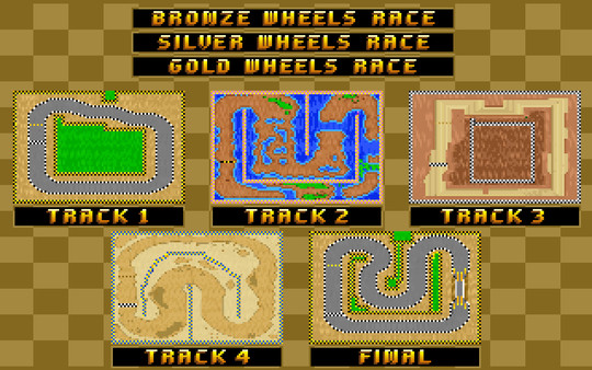 Wacky Wheels ( Steam Key / Region Free ) GLOBAL ROW