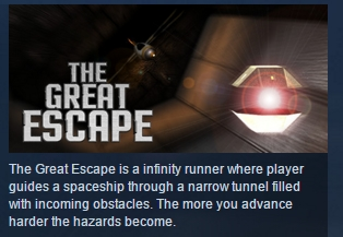 The Great Escape ( Steam Key / Region Free ) GLOBAL ROW