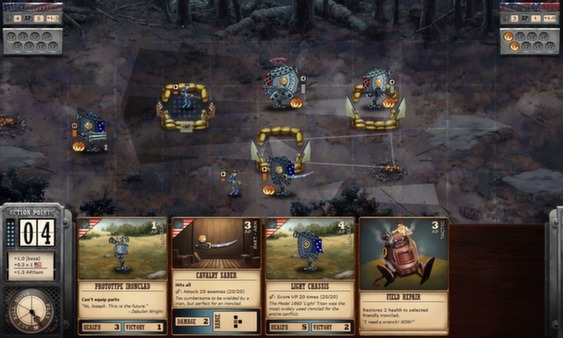 Ironclad Tactics ( Steam Key / Region Free ) GLOBAL ROW
