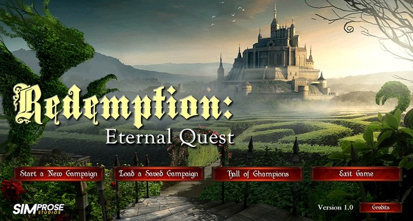 Redemption: Eternal Quest STEAM KEY REGION FREE GLOBAL