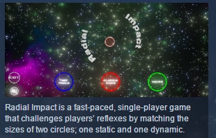 Radial Impact ( Steam Key / Region Free ) GLOBAL ROW