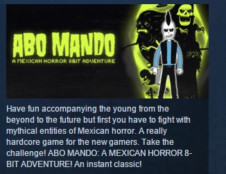 ABO MANDO ( Steam Key / Region Free ) GLOBAL ROW