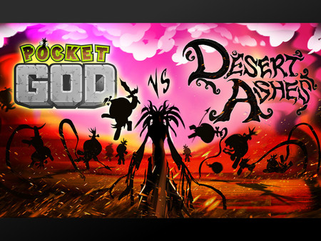 Pocket God vs Desert Ashes ( Steam Key / Region Free )