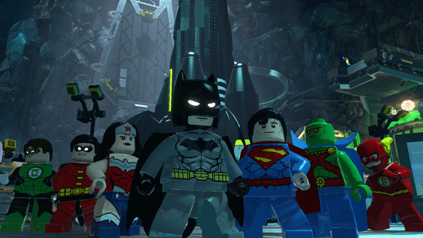 LEGO Batman 3: Beyond Gotham STEAM KEY СТИМ ЛИЦЕНЗИЯ