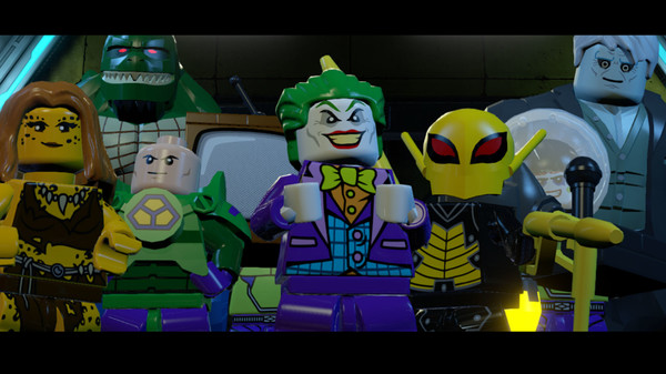 LEGO Batman 3: Beyond Gotham Season Pass STEAM KEY 💎