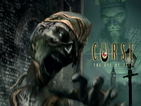 Curse: The Eye of Isis STEAM KEY REGION FREE GLOBAL