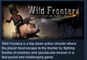 Wild Frontera ( Steam Key / Region Free ) GLOBAL ROW