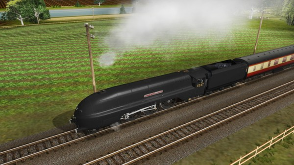 Trainz Simulator DLC: Coronation Scot STEAM ROW GLOBAL