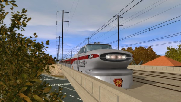 Trainz Simulator DLC: Aerotrain STEAM KEY REGION FREE