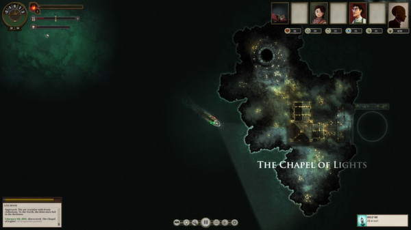 Sunless Sea  ( Steam Key / Region Free ) GLOBAL ROW