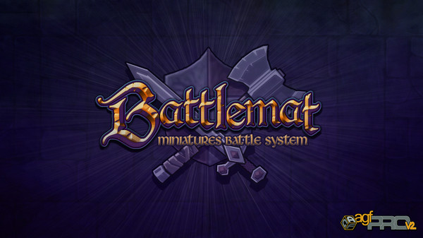Axis Game Factory´s AGFPRO BattleMat Multi-Player DLC