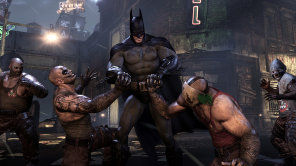 Batman: Arkham City Game of the Year Edition GOTY GIFT