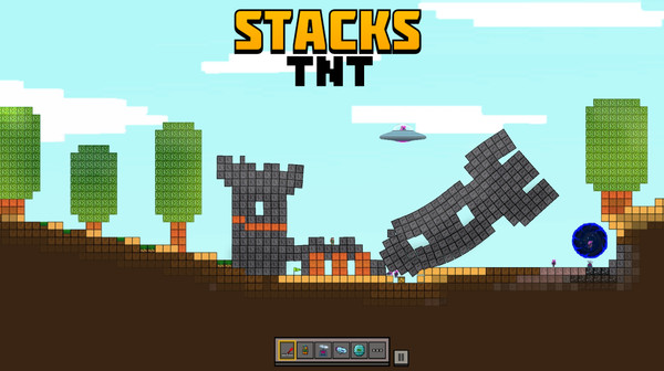 Stacks TNT ( Steam Key / Region Free ) GLOBAL ROW