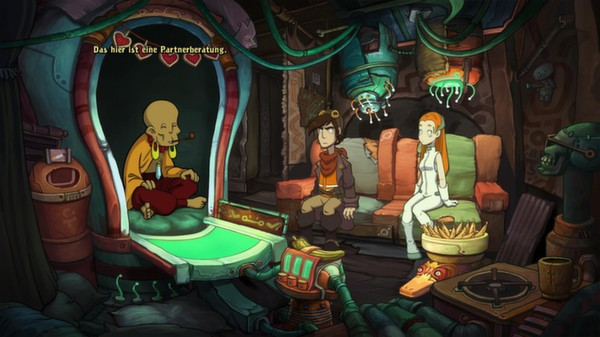 Chaos on Deponia STEAM KEY REGION FREE GLOBAL &#128142