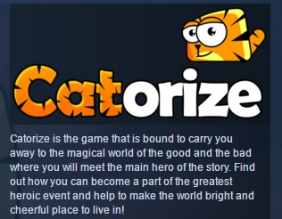 Catorize ( Steam Key / Region Free ) GLOBAL ROW