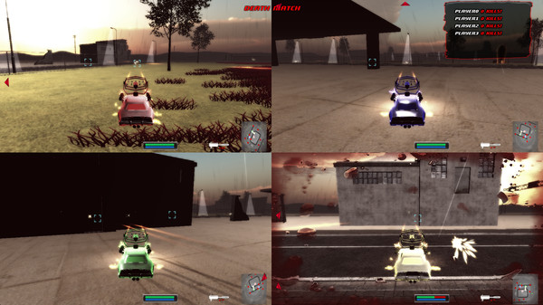 Iron Madness Battle Cars ( Steam Key / Region Free )