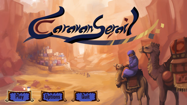 Caravanserail ( Steam Key / Region Free ) GLOBAL ROW