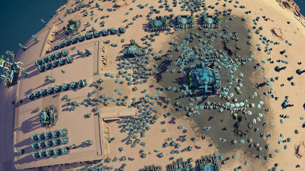 Planetary Annihilation: TITANS STEAM KEY REGION FREE