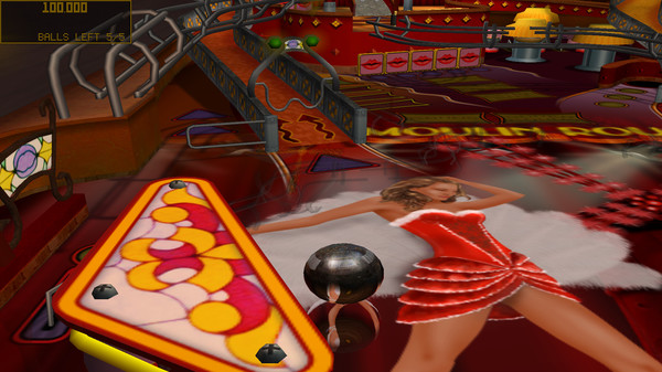 Hot Pinball Thrills ( Steam Key / Region Free ) GLOBAL
