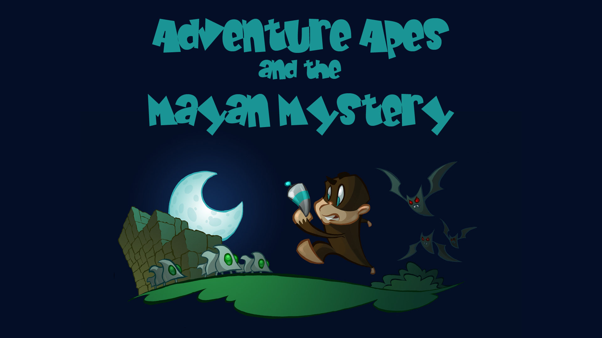 ADVENTURE APES AND THE MAYAN MYSTERY itch.io