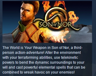 Son of Nor  ( STEAM GIFT RU + CIS )