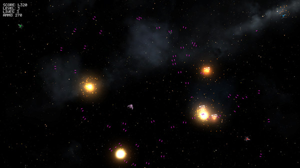 Generic Space Shooter ( Steam Key / Region Free )