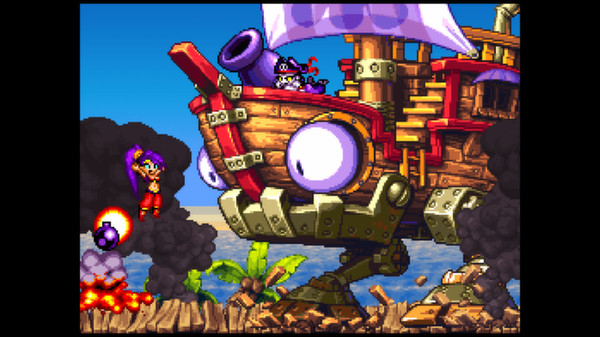 Shantae: Risky´s Revenge - Director´s Cut STEAM KEY ROW