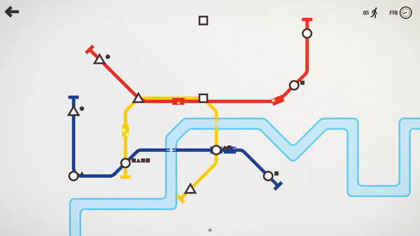 Mini Metro ( Steam Key / Region Free ) GLOBAL ROW
