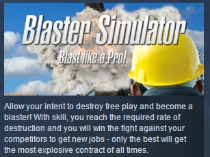 Blaster Simulator ( Steam Key / Region Free ) GLOBAL