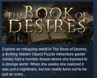 The Book of Desires STEAM KEY REGION FREE GLOBAL