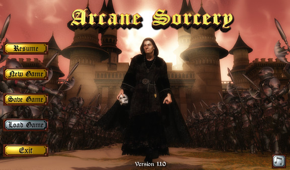 Arcane Sorcery ( Steam Key / Region Free ) GLOBAL ROW
