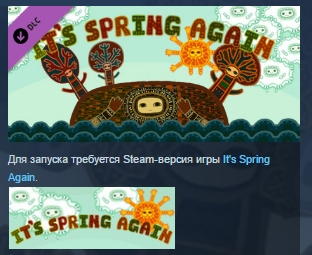 It´s Spring Again Collector´s Edition Content STEAM ROW