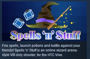 Spells ´n´ Stuff ( Steam Key / Region Free ) GLOBAL ROW