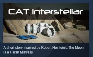 Фотография cat interstellar  steam key region free global