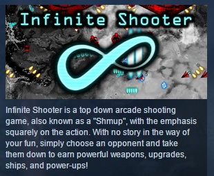 Infinite Shooter ( Steam Key / Region Free ) GLOBAL ROW