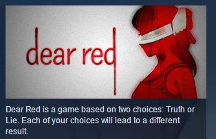 Dear RED - Extended ( Steam Key / Region Free ) GLOBAL