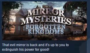 Mirror Mysteries 2 ( Steam Key / Region Free ) GLOBAL