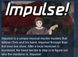 Impulse! ( Steam Key / Region Free ) GLOBAL ROW