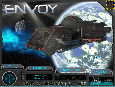 Envoy ( Steam Key / Region Free ) GLOBAL ROW
