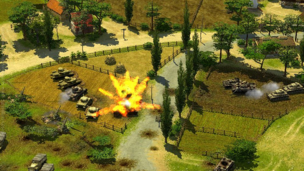 Blitzkrieg 2 Anthology STEAM KEY REGION FREE GLOBAL ROW