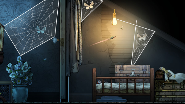 Spider: Rite of the Shrouded Moon STEAM KEY REGION FREE