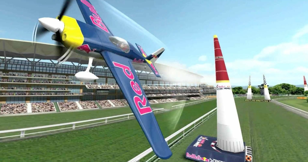 Red Bull Air Race: The Game PC BETA KEY