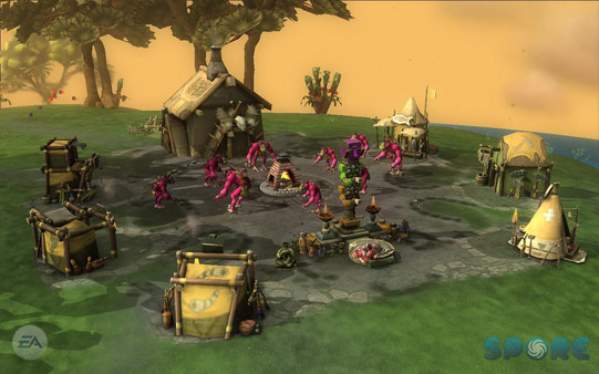 SPORE  ( STEAM GIFT RU + CIS )