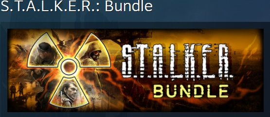 S.T.A.L.K.E.R. STALKER BUNDLE STEAM GIFT RU + CIS