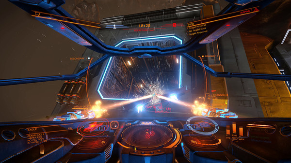Elite Dangerous: Arena STEAM KEY REGION FREE GLOBAL ROW